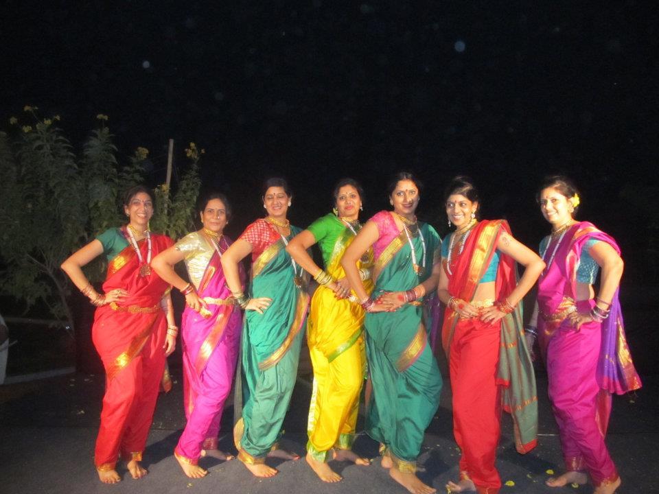 Image result for maharashtrian dance