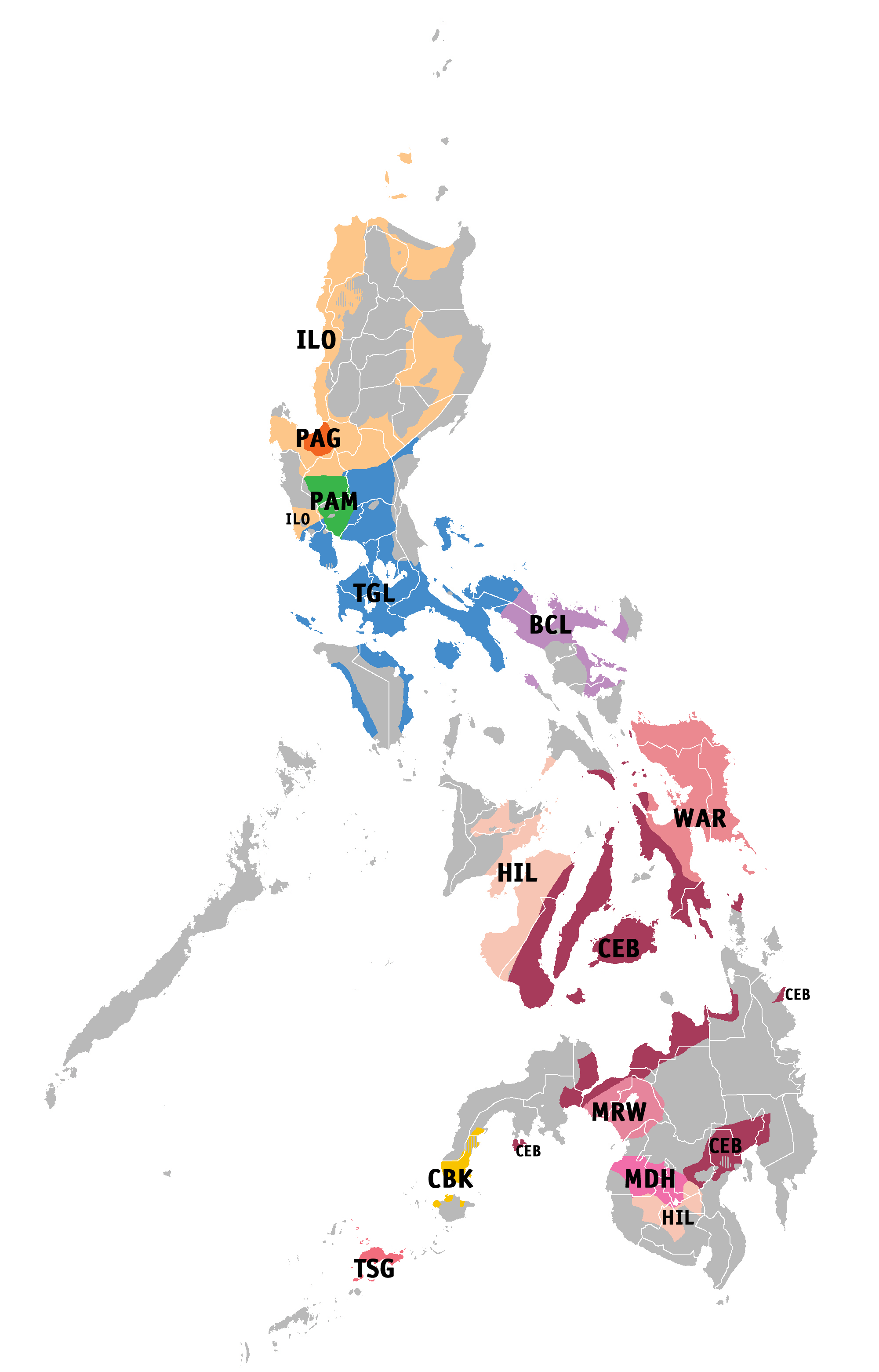 Spanish language in the Philippines  Wikipedia