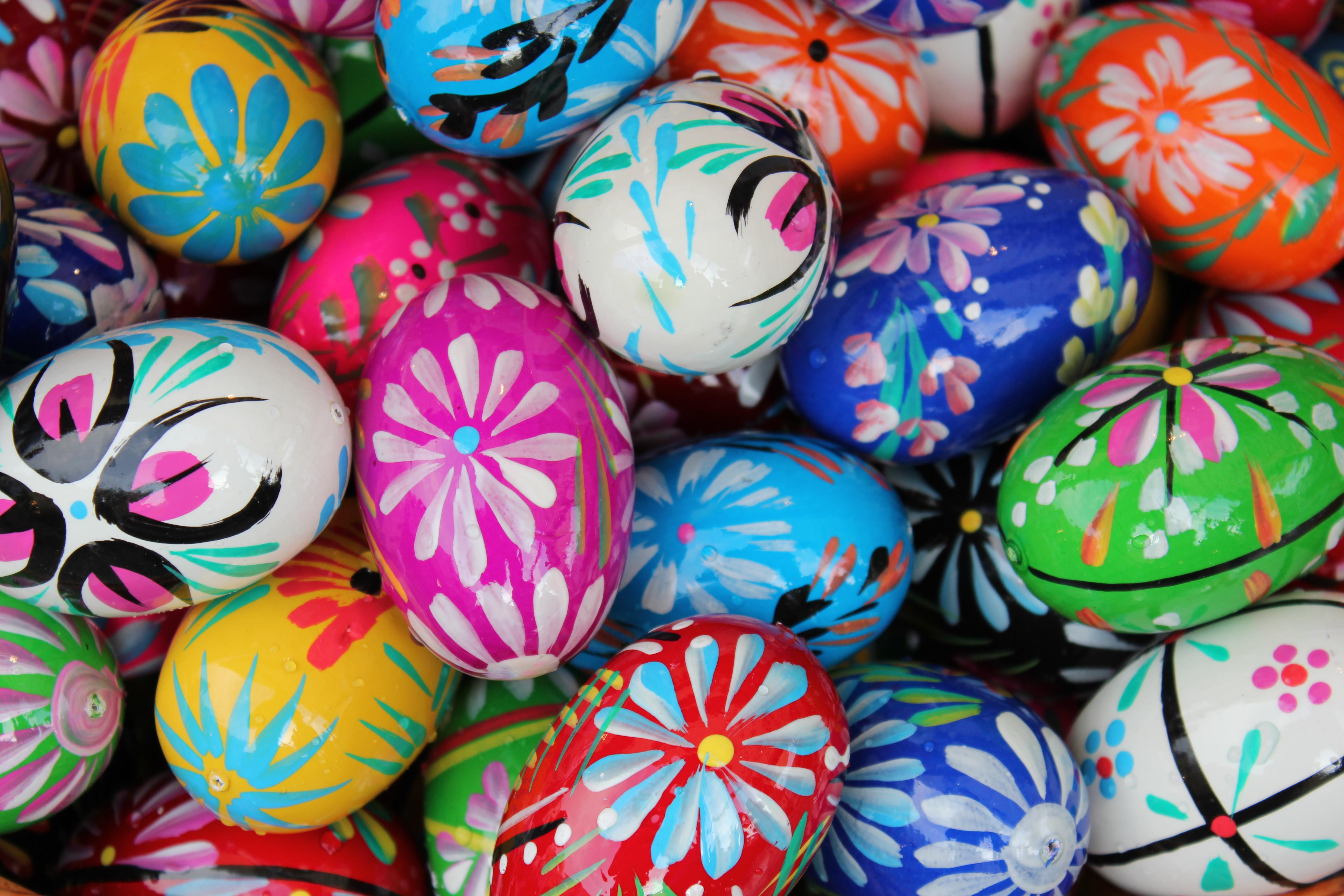 File Malowane Jajka Easter Eggs 001 Jpg Wikimedia Commons