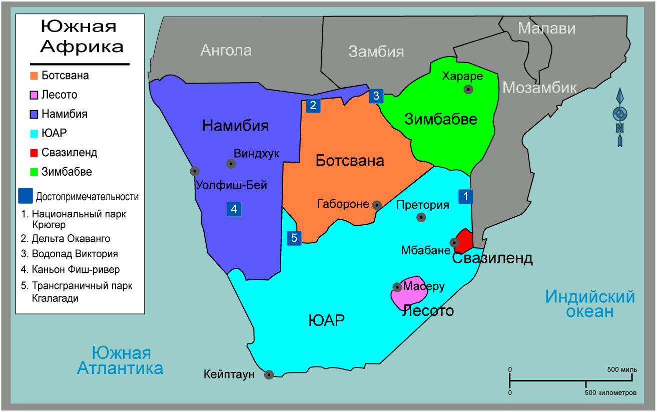 FileMapSouthern Africarupng Wikimedia Commons