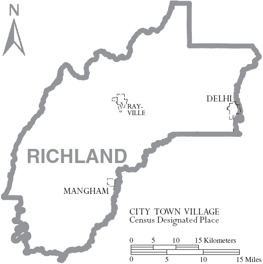Richland Parish, Louisiana