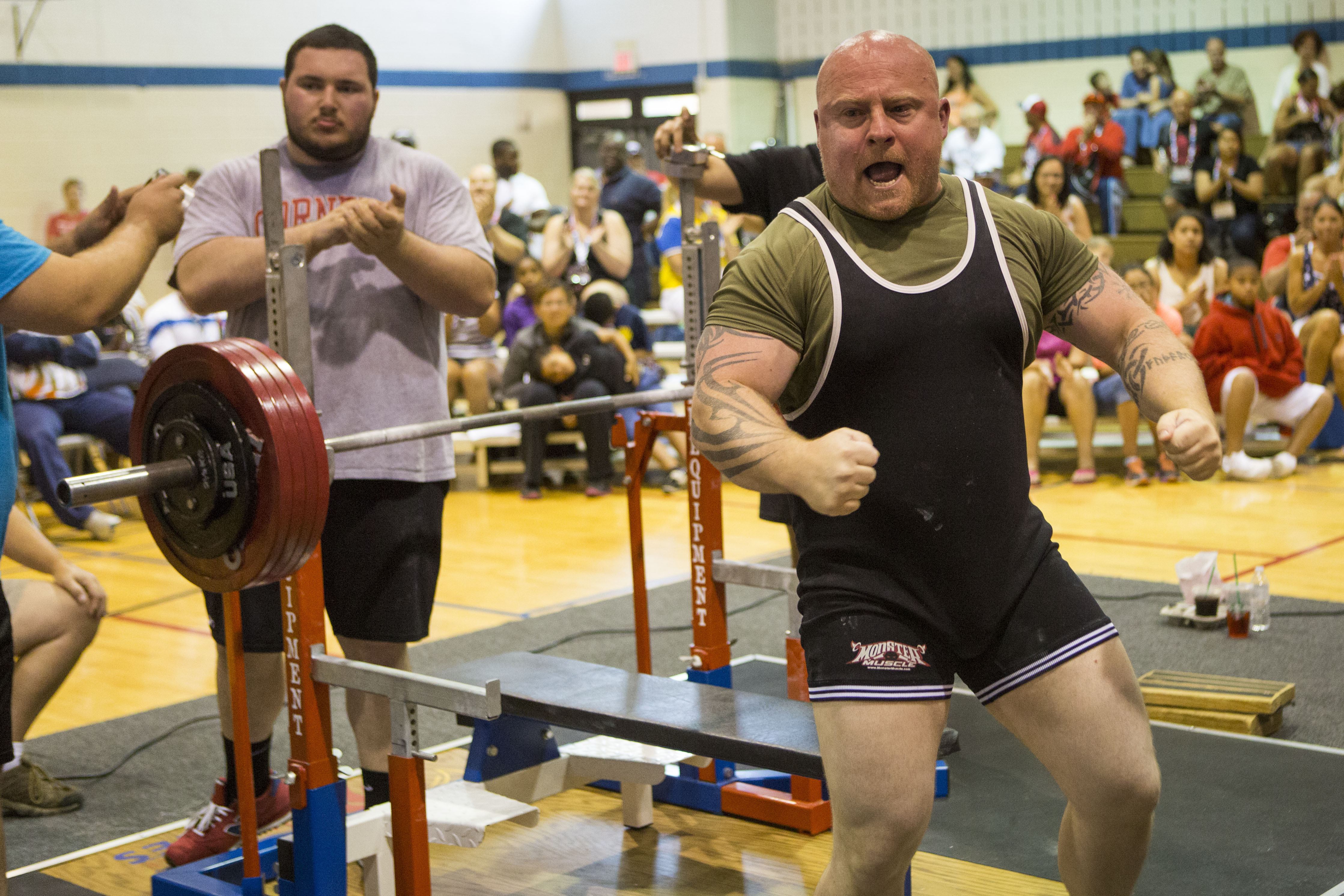 Watch How to break a weightlifting world record video