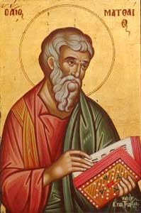 Resultado de imagem para Mateus Apóstolo de Jesus