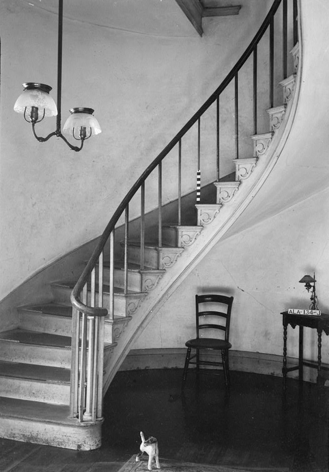 File mcwilliams cook house wikimedia commons for Type of stairs in house