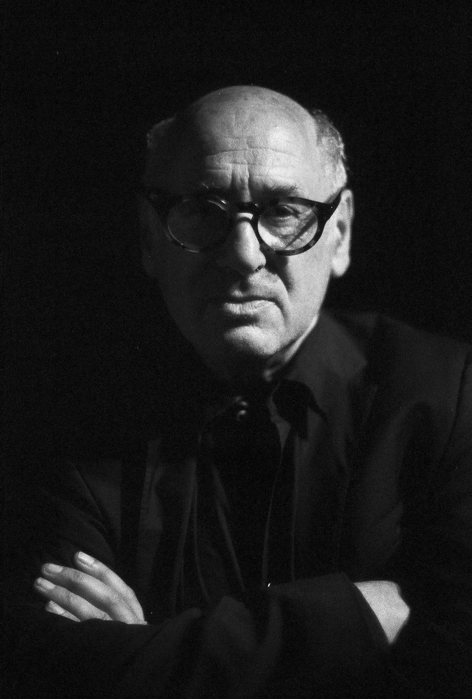 Michael Nyman at Odessa International Film Festival in July 2015