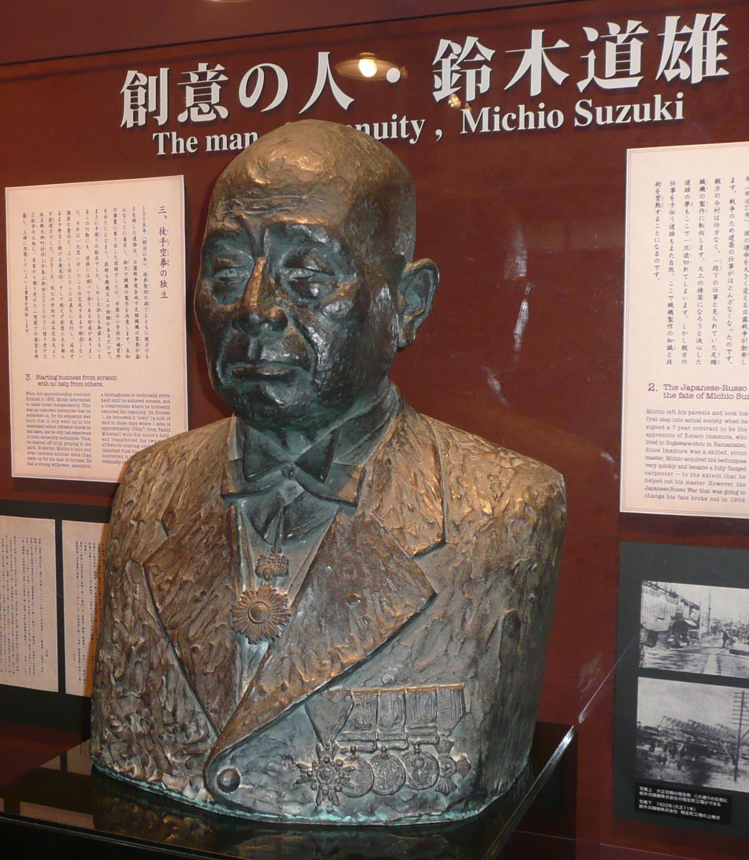 Michio Suzuki Inventor
