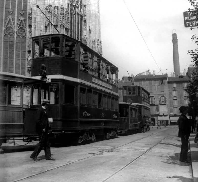 Tram edison serie 405 414 wikipedia for 2 piani di cabina di ceppi di storia