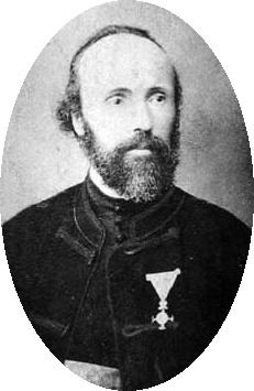 Милутин Тесла,Николин отац