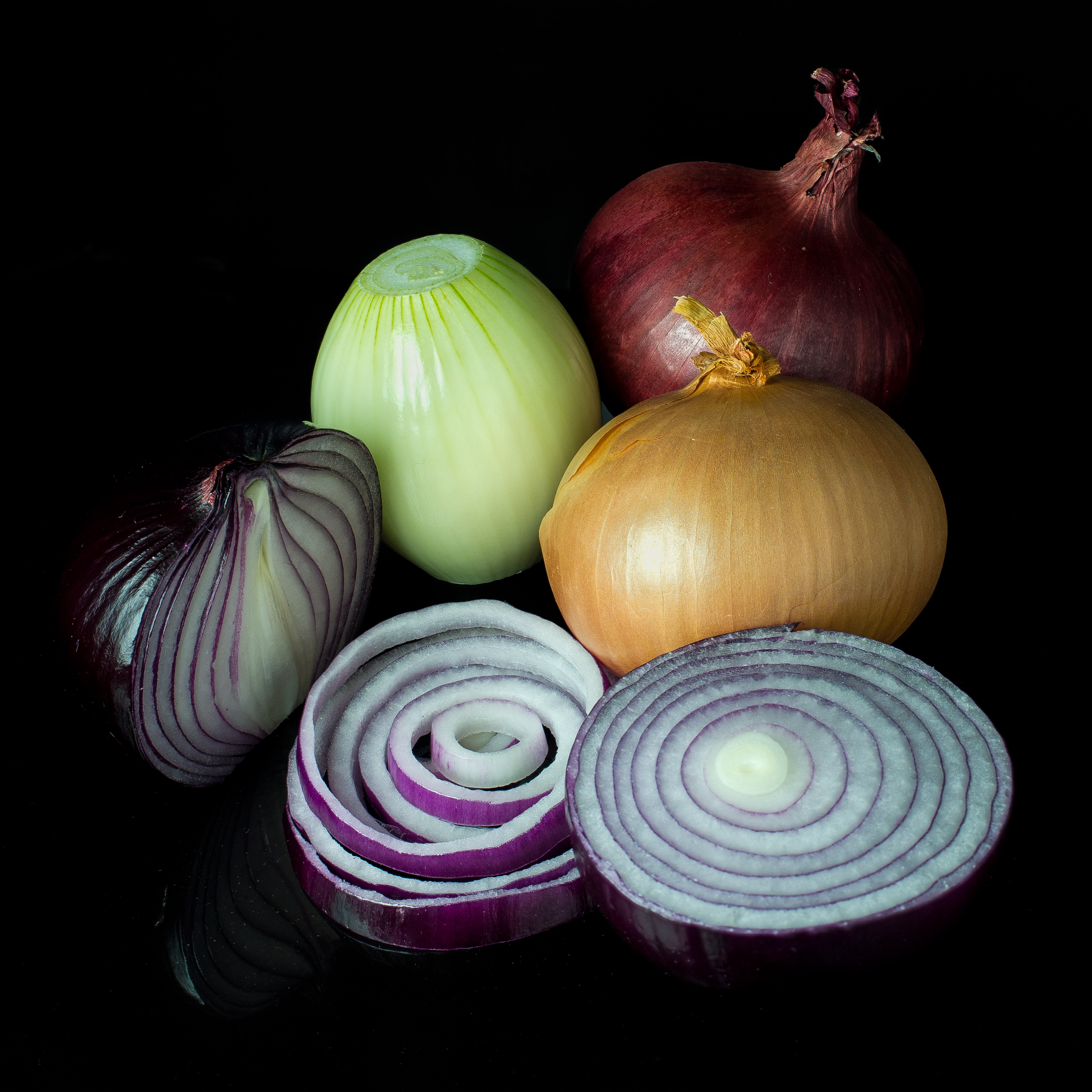 Onions Have Brown Rings