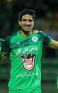 Mohammad Reza Hosseini Iranian footballer