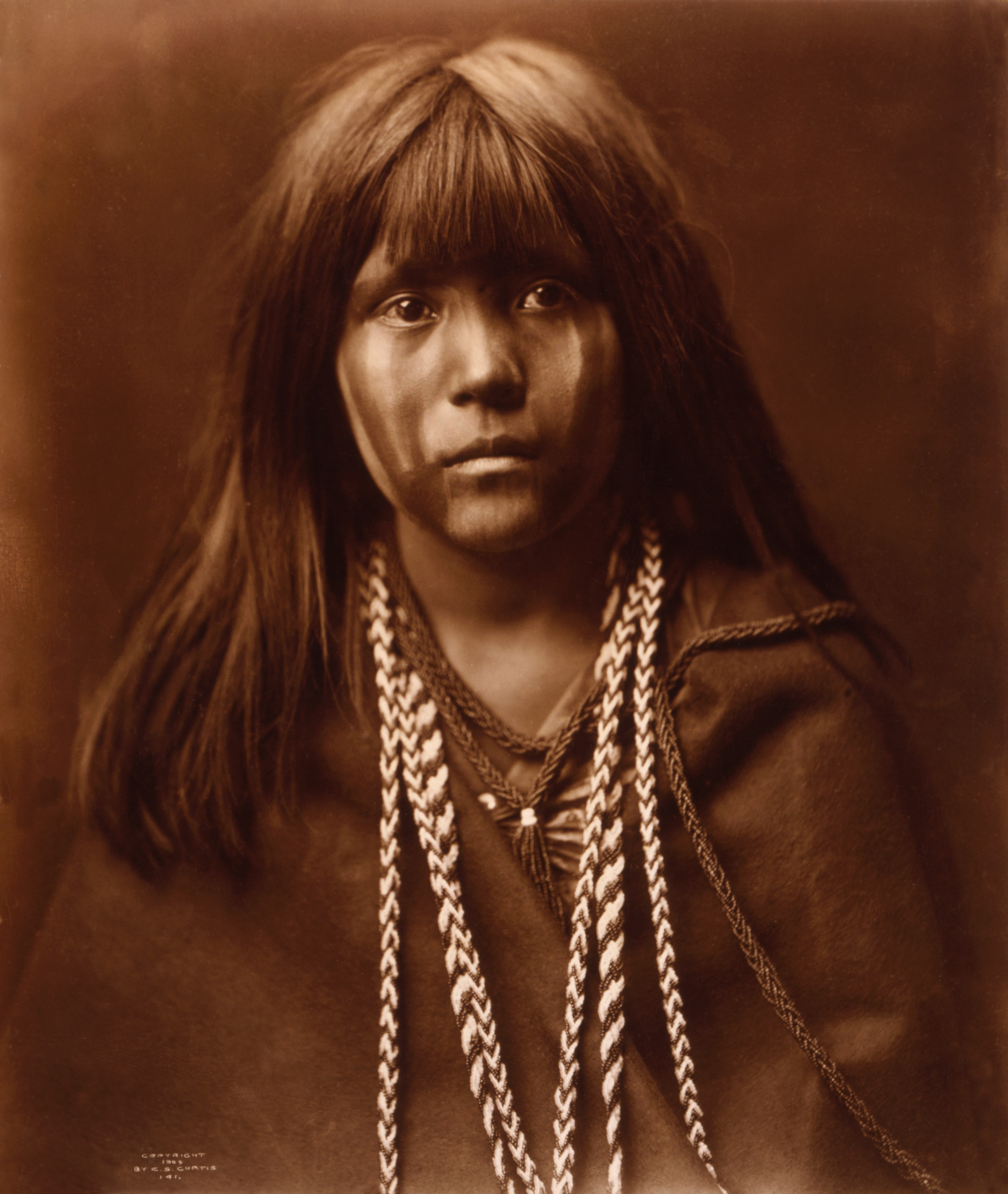 File:Mosa, Mohave girl, by Edward S. Curtis, 1903.jpg ...