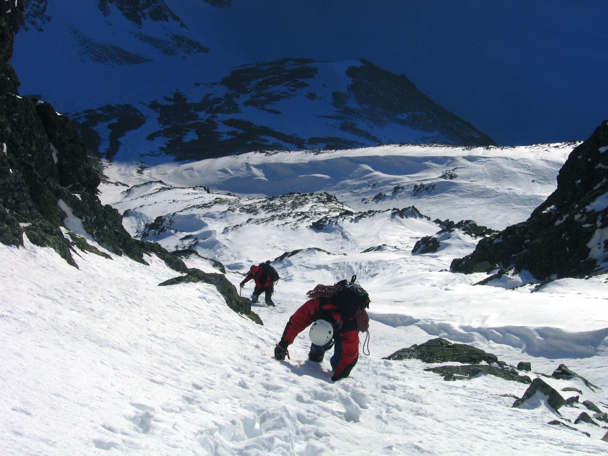 Essay mountaineering