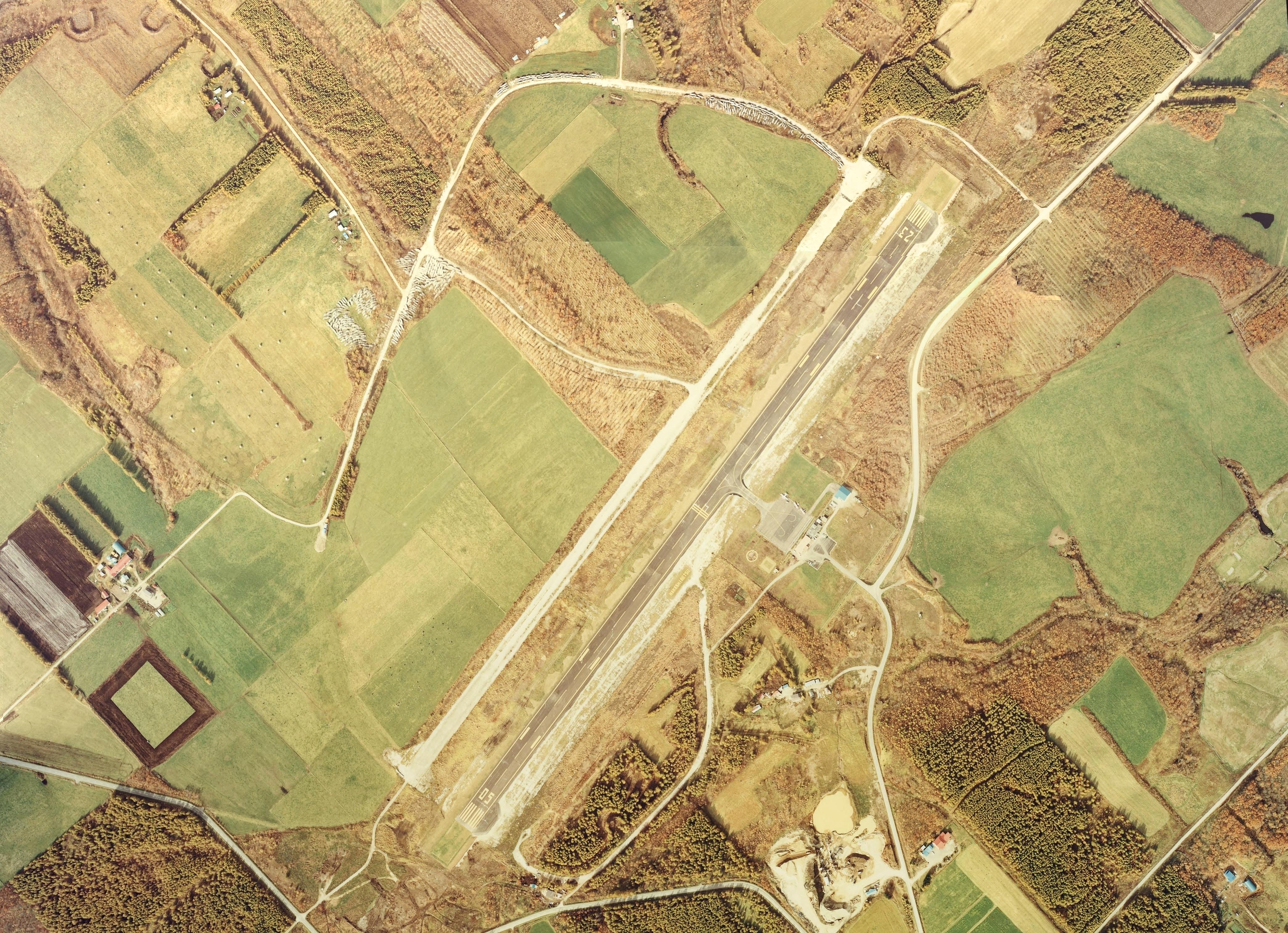 中標津機場