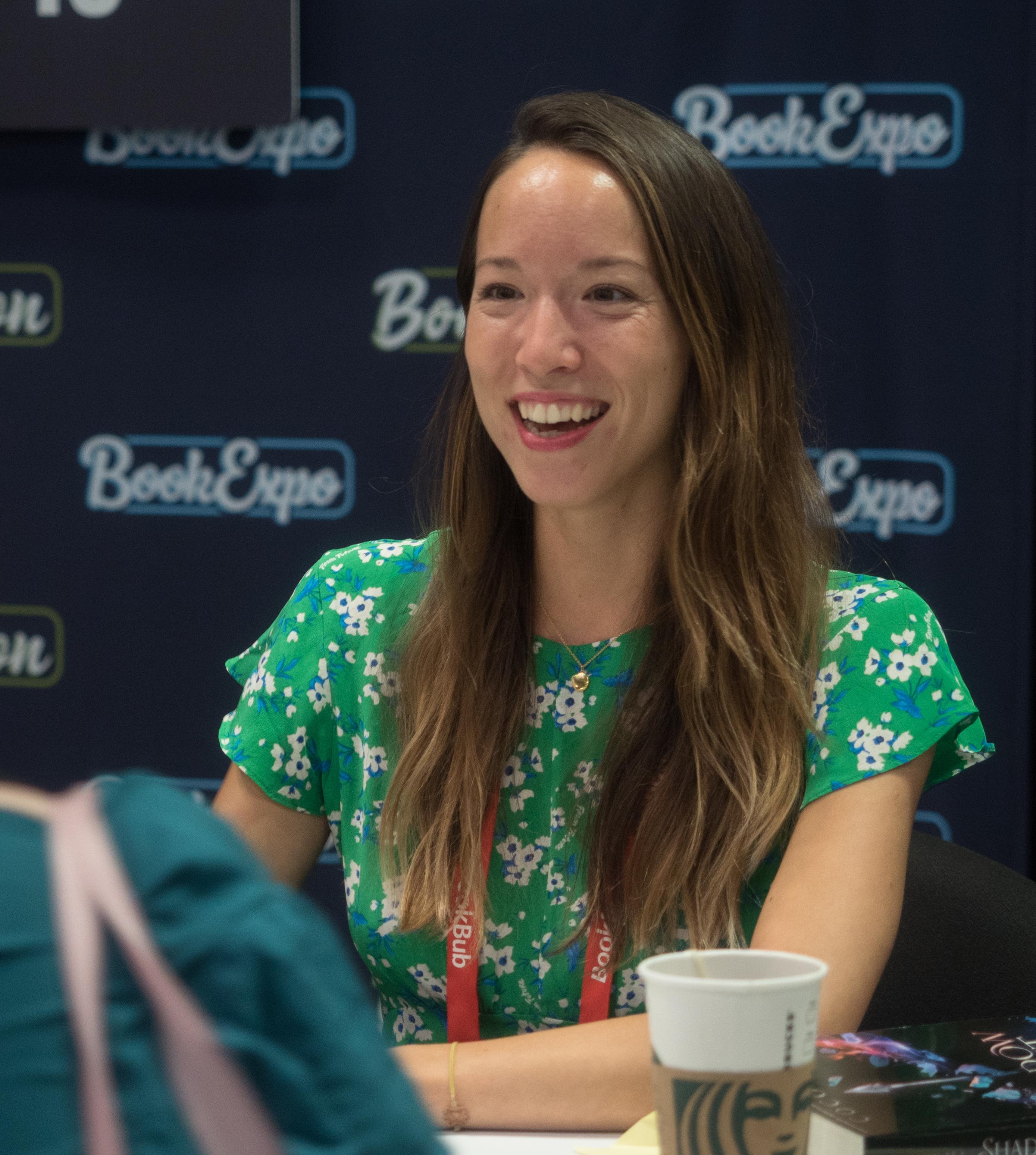 Natasha Ngan at BookExpo 2019