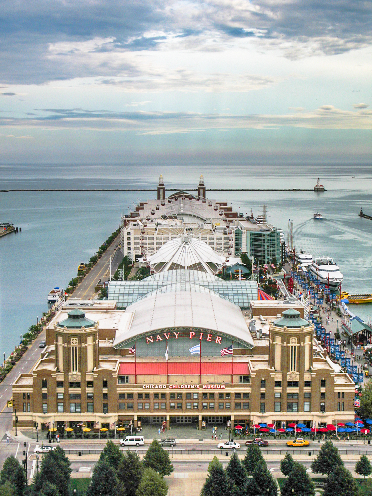 NAVY PIER E. Grand Avenue, Chicago Illinois • PIER. Navy Pier is one of Chicago's top attractions, welcoming in excess of million visitors a year.