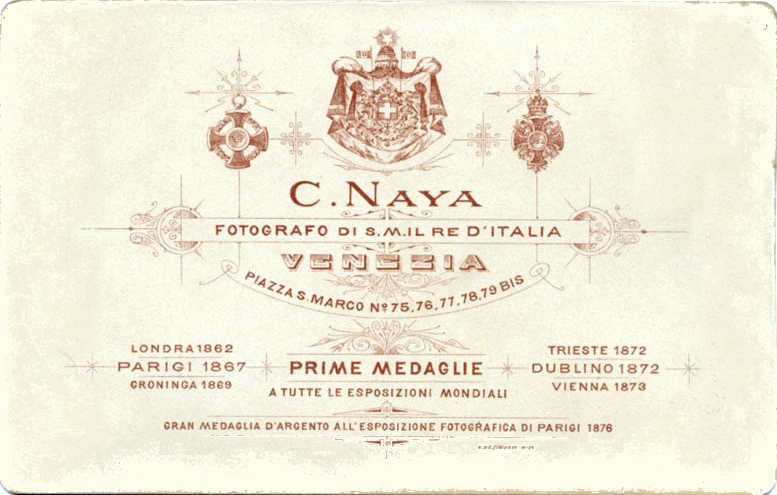Image of Carlo Naya from Wikidata
