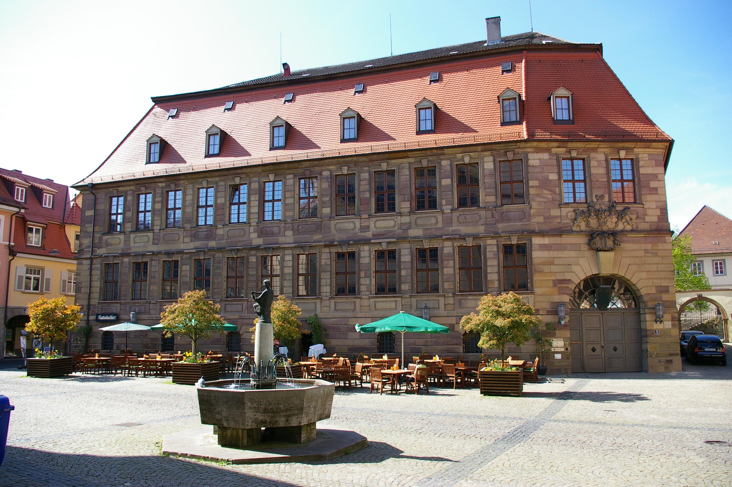 Gaststätten In Bad Kißingen