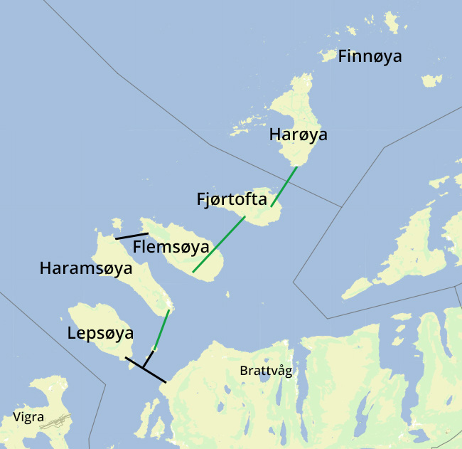 Nord C B Yvegen