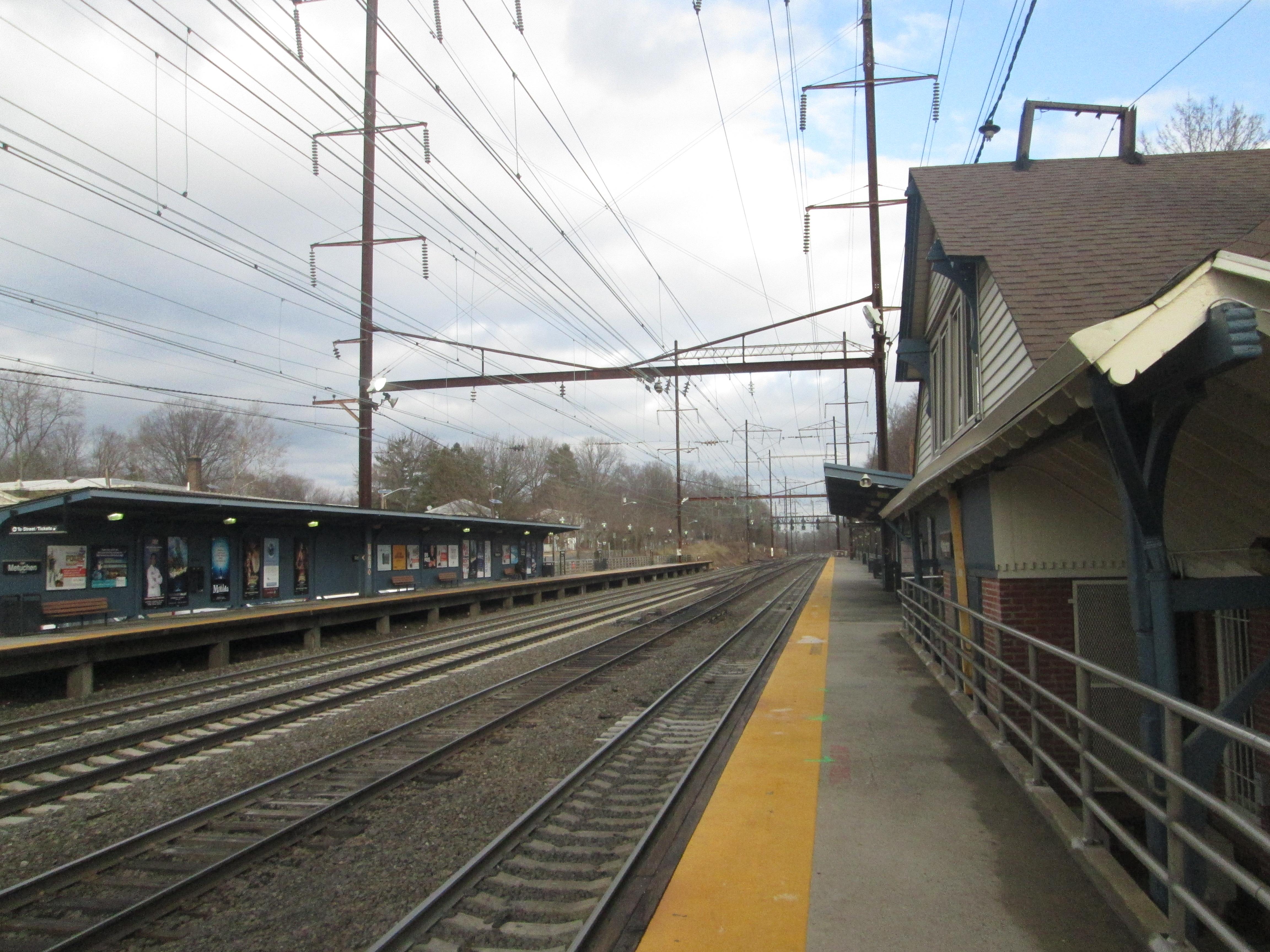 Metuchen station - Wikipedia