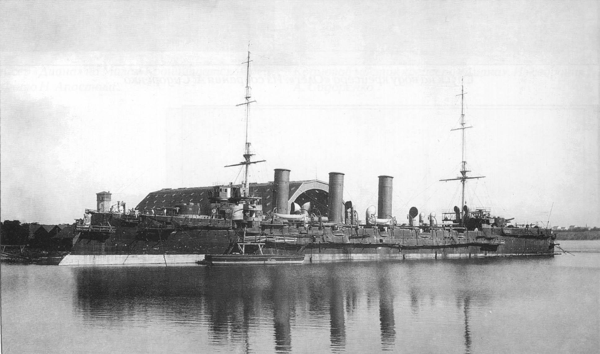 Восстание на крейсере очаков доклад 8062