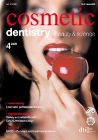 English: cosmetic dentistry cover Deutsch: cos...