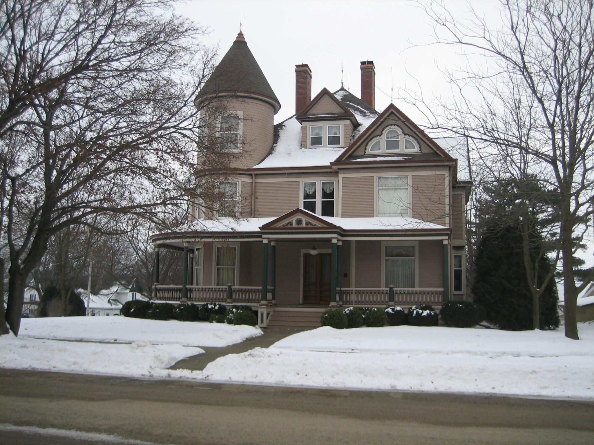 Illinois ogle county polo - File Ogle County Polo Il Mcgrath House1 Jpg