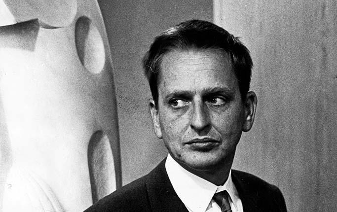 Olof Palme Größe