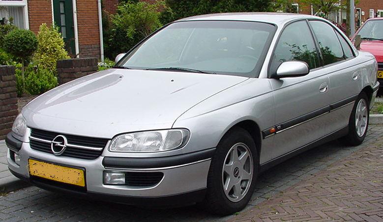 File Opel Omega Sedan 1997 Jpg Wikimedia Commons
