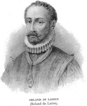 Image result for orlando de lassus
