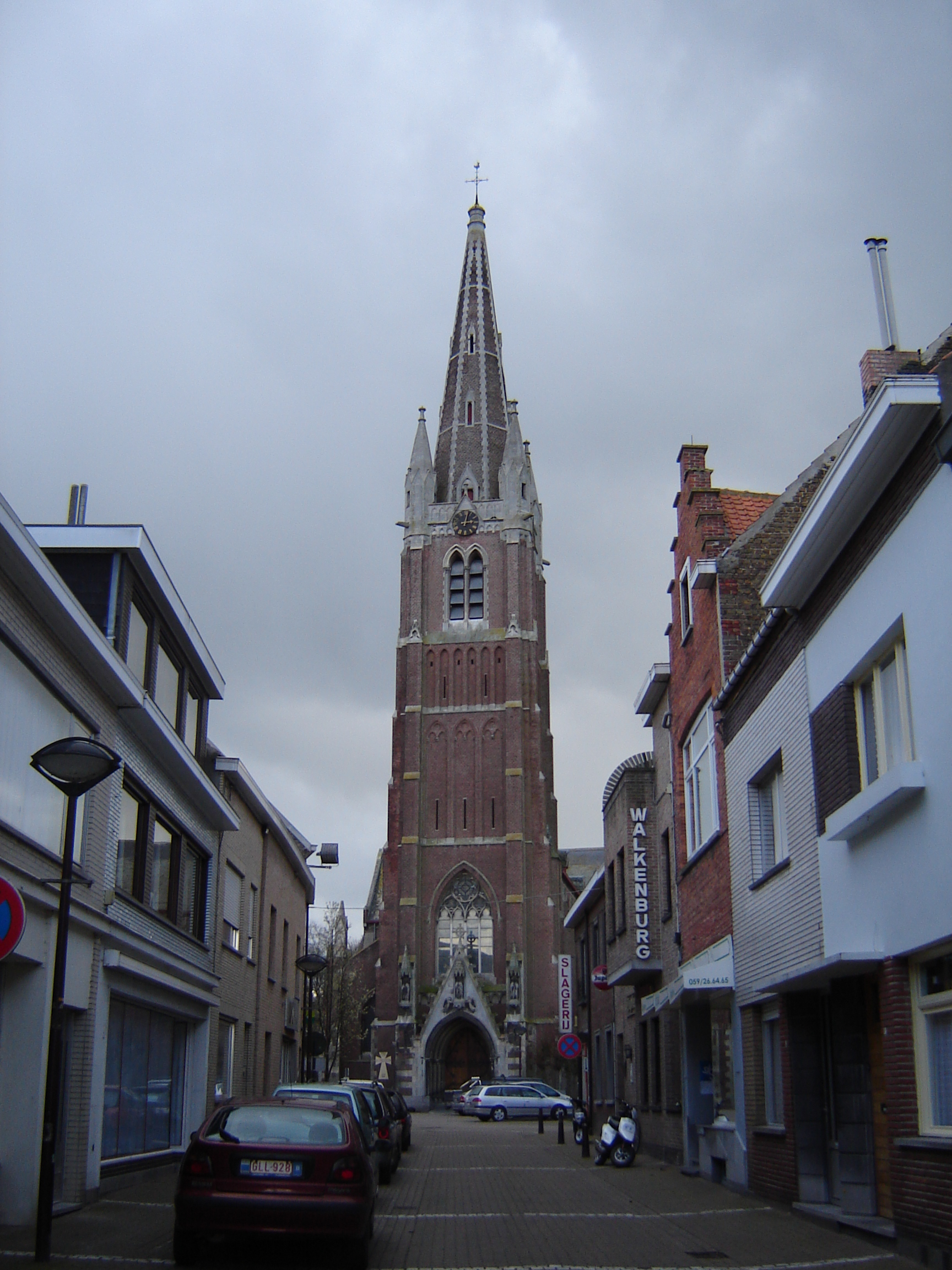 Oudenburg Belgium  City new picture : Bestand:Oudenburg Onze Lieve Vrouwekerk 1 Wikipedia