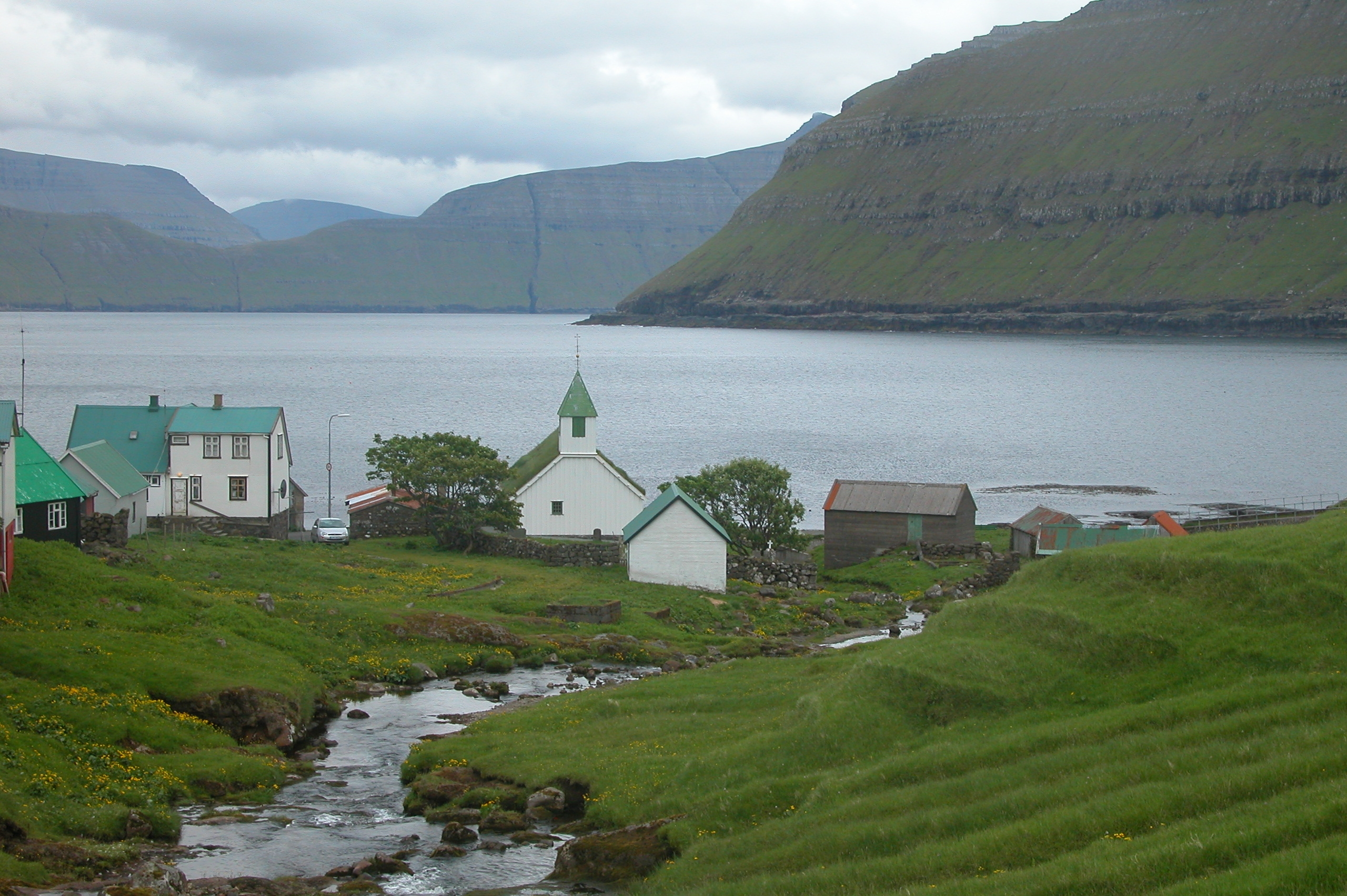 Faroe Islands How To Get There