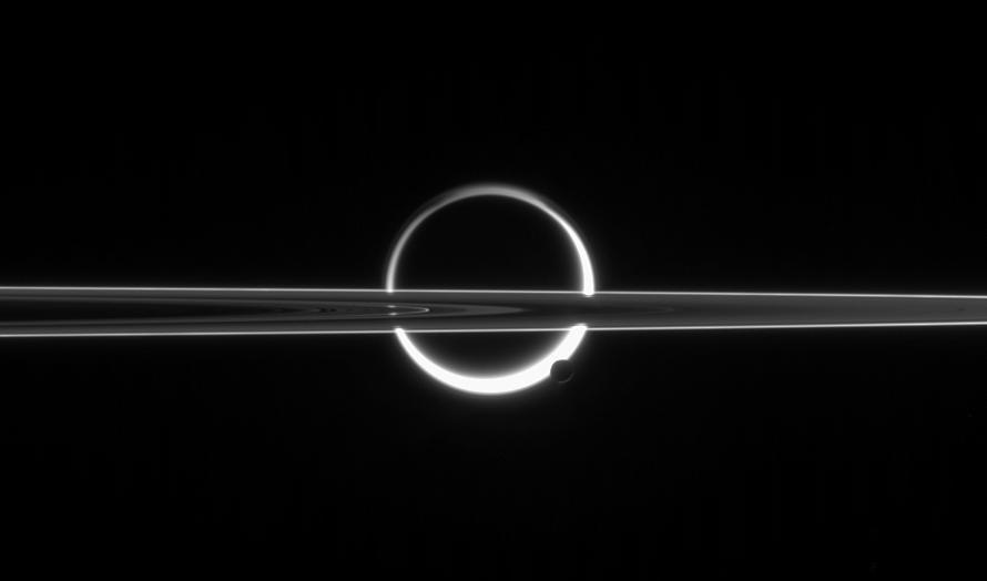 Saturns' Rings