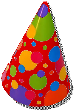 File Partyhat Icone Png Wikimedia Commons