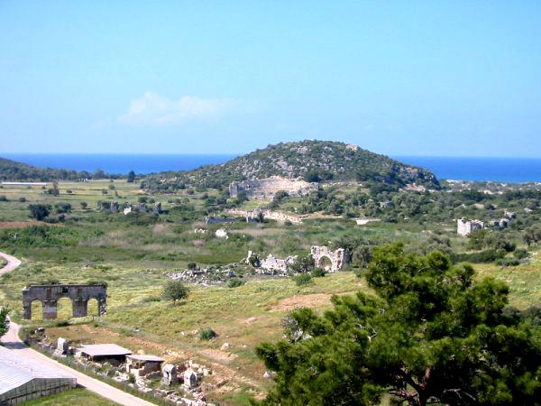 Patara, Lycia - Wikipedia