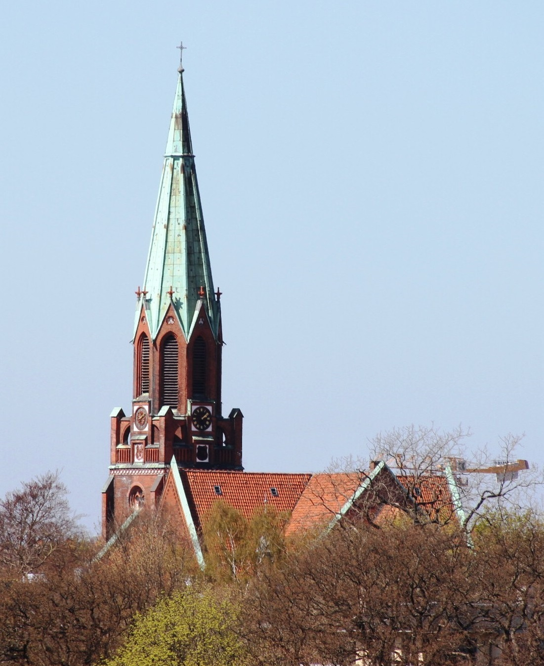 Kiel Pauluskirche