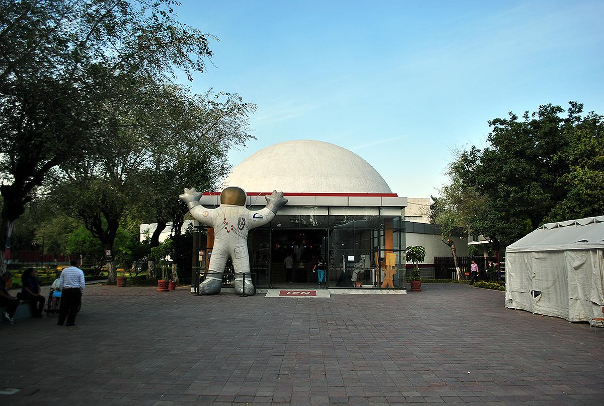 Planetario Luis Enrique Erro - Wikipedia