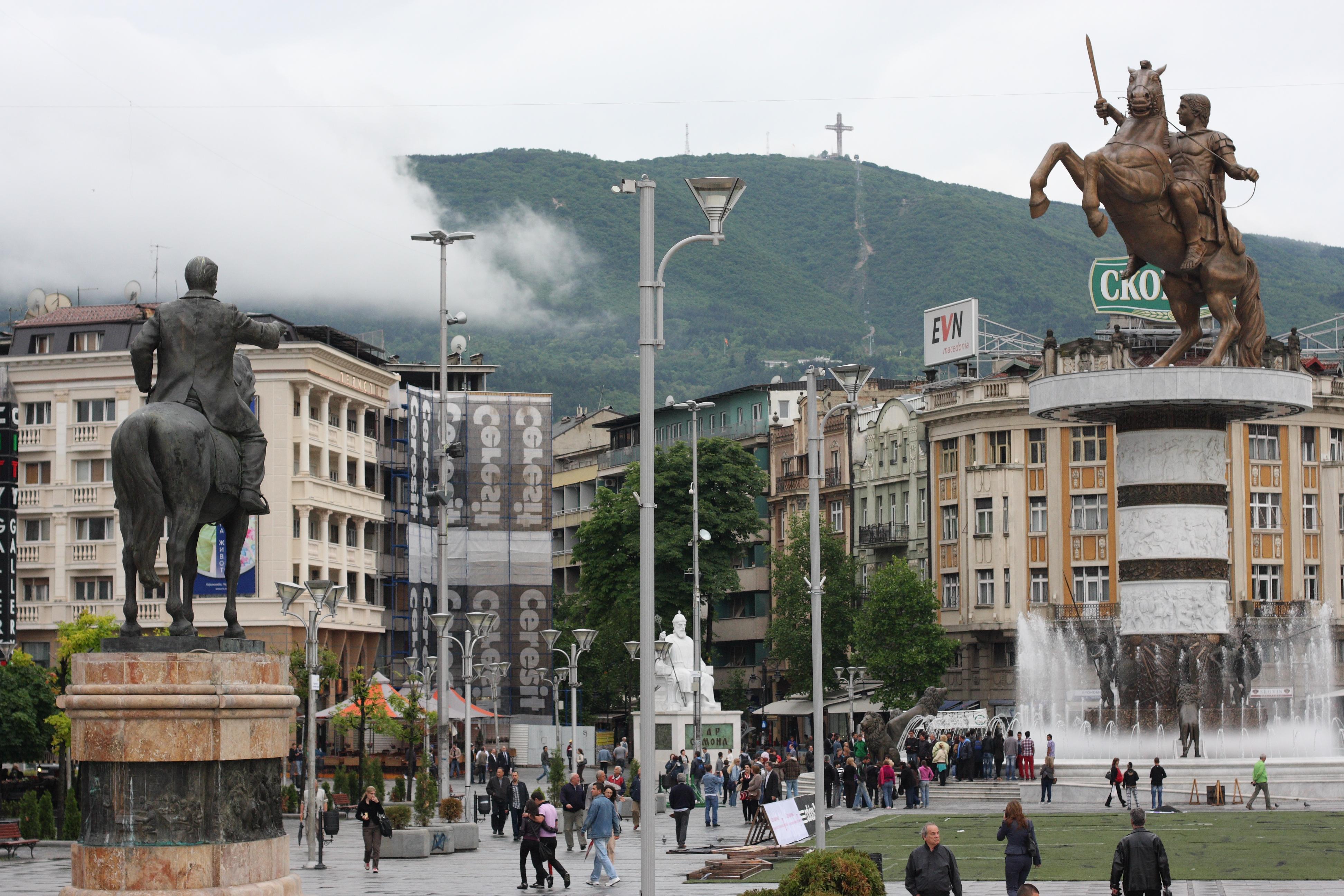 Skopje dating
