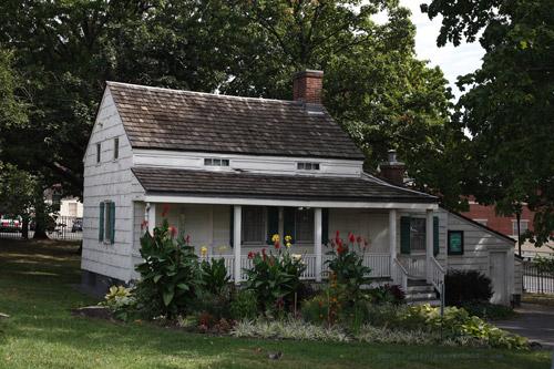 Poe-Cottage in Fordham, heute Bronx