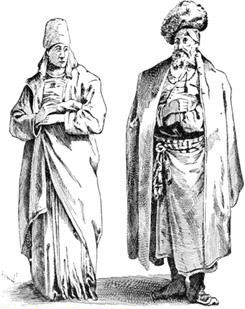A Jewish couple, Poland, c. 1765 PolishJews3.jpg