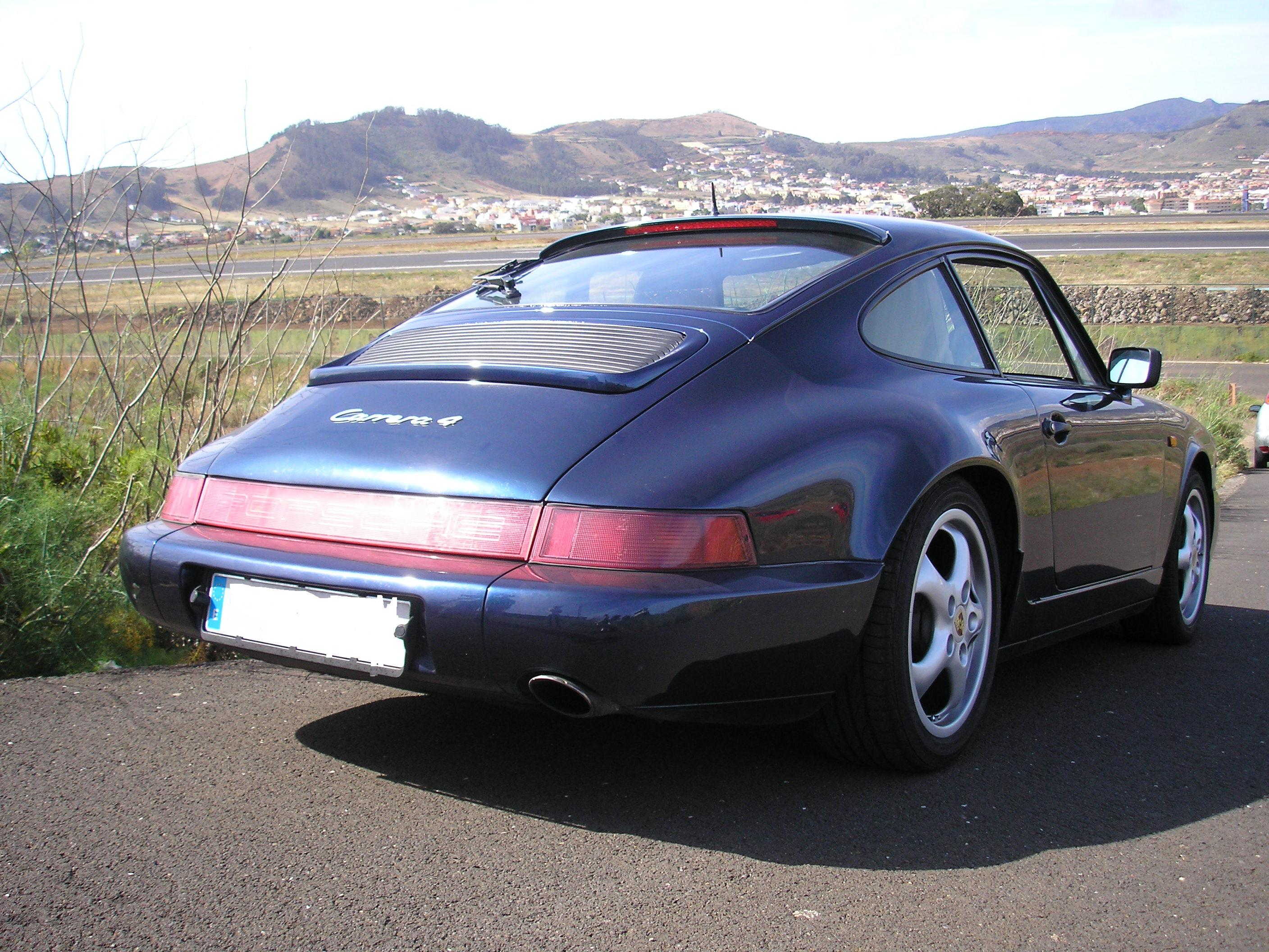 1990 porsche 911 carrera rs 964 related infomation specifications weili automotive network. Black Bedroom Furniture Sets. Home Design Ideas