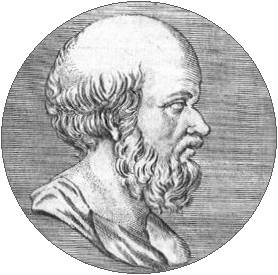Image of greek mathematician Eratosthenes
