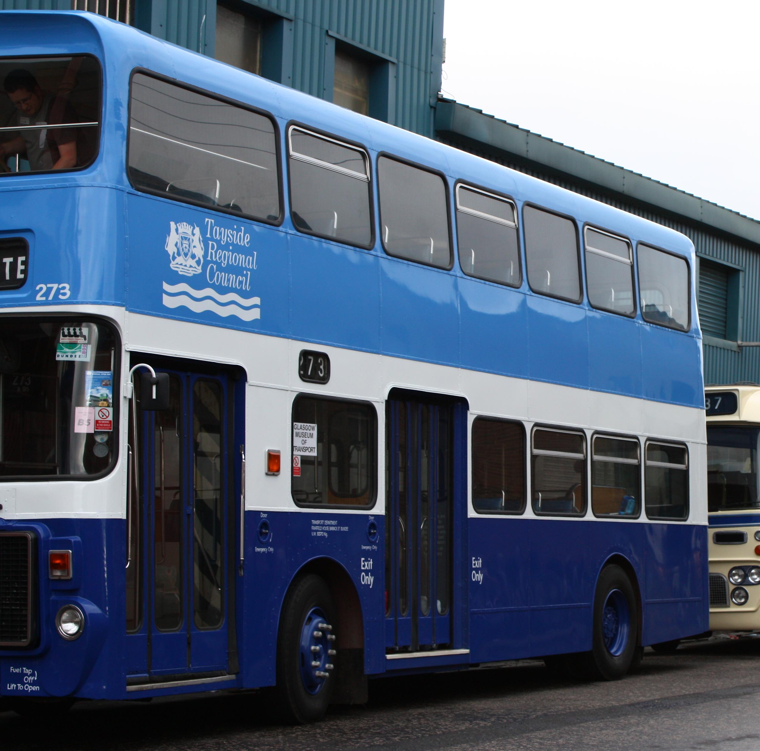 File:Preserved Tayside Regional Council bus 273 (WTS 276T) 1979 Volvo Ailsa B55 Alexander AV ...