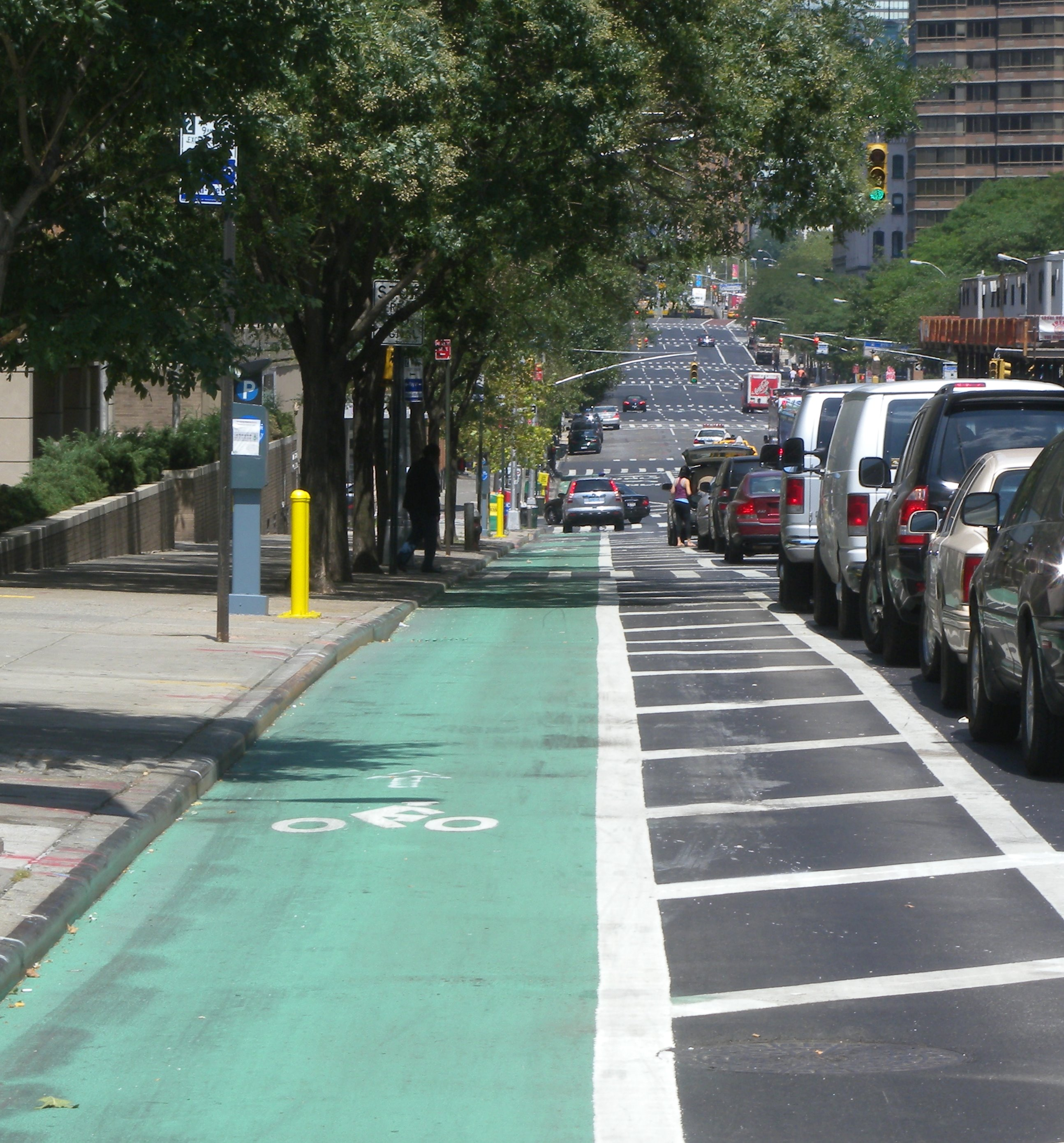 Safety Considerations For Bike And Multimodal Paths