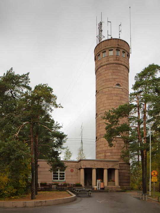 pyynikki tower