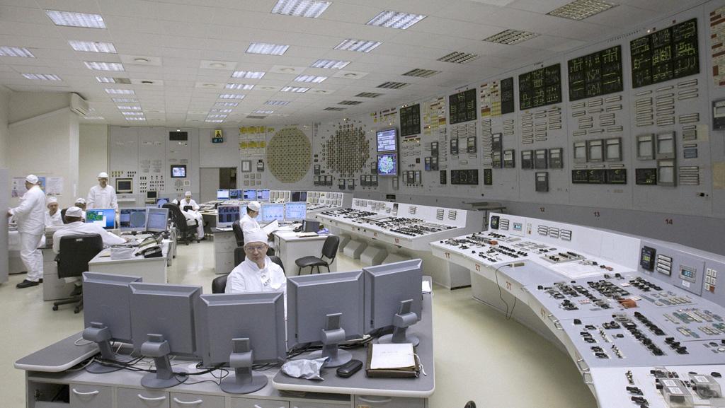 RIAN archive 305017 Leningrad nuclear power plant.jpg