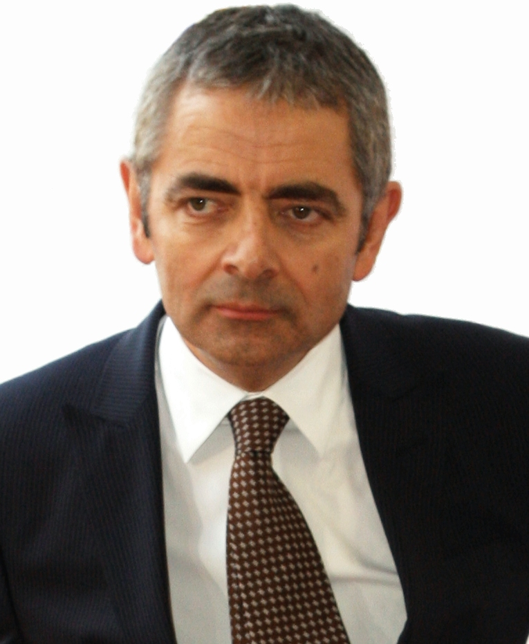 Photo Rowan Atkinson via Wikidata