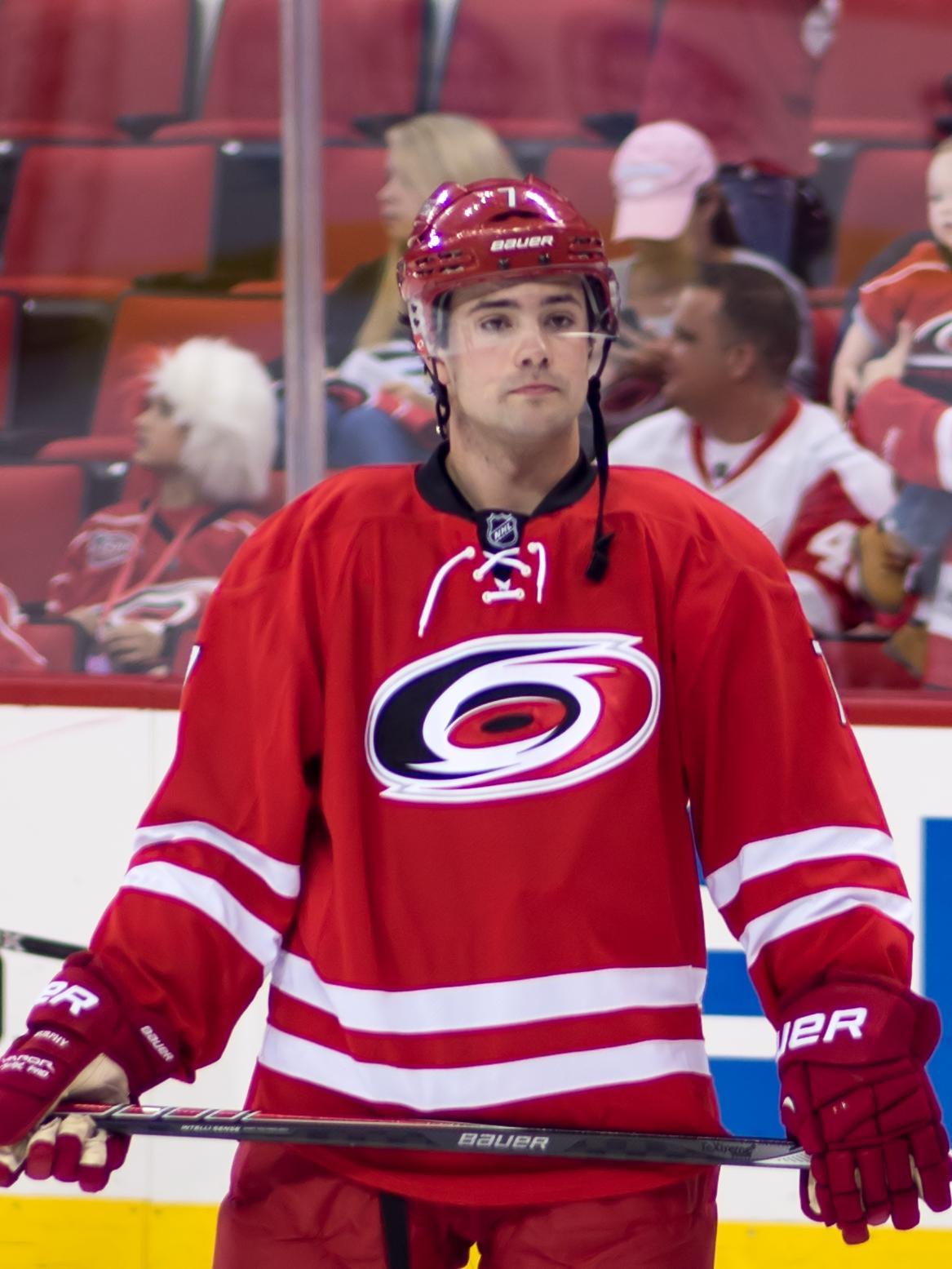Ryan Murphy (ice hockey, born 1993) - Wikipedia