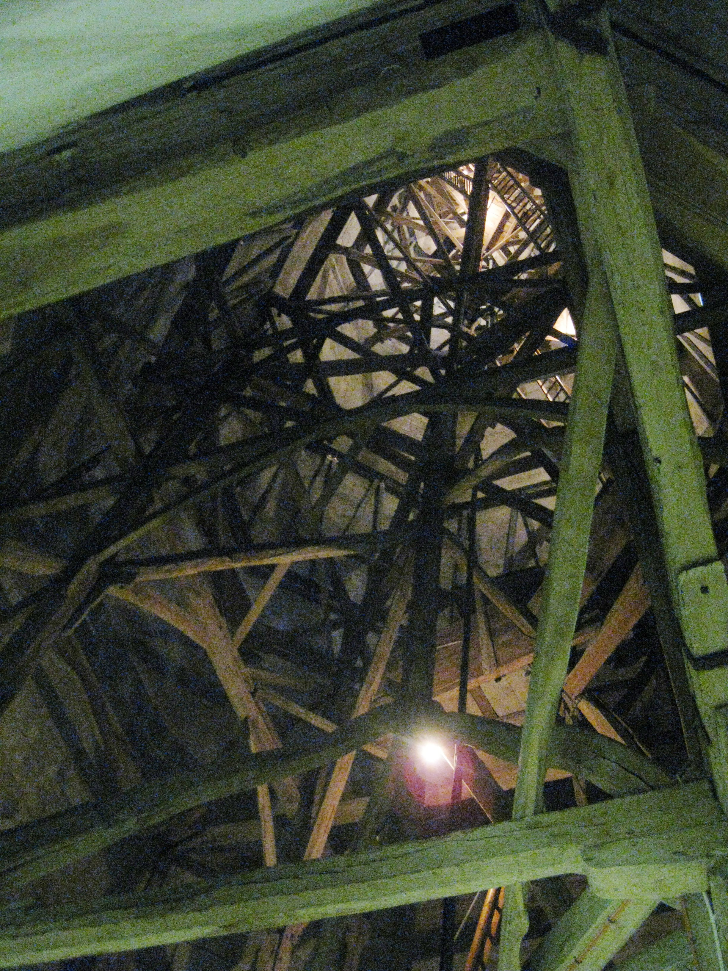 File Salisbury Cathedral Tower Interior Inside The Spire