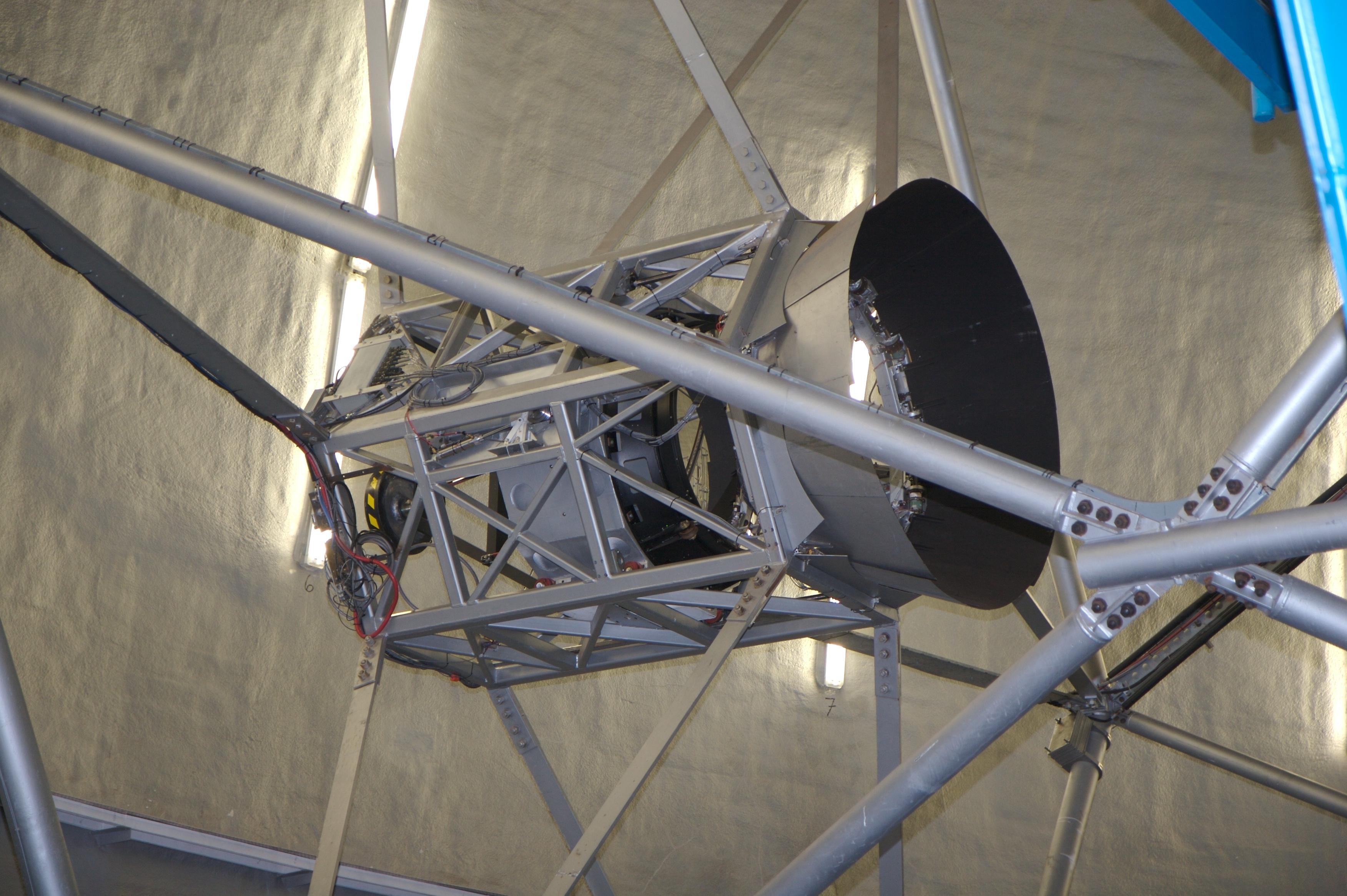 Telescope Spiders | ATM Telescope Making Supplies | Secondary