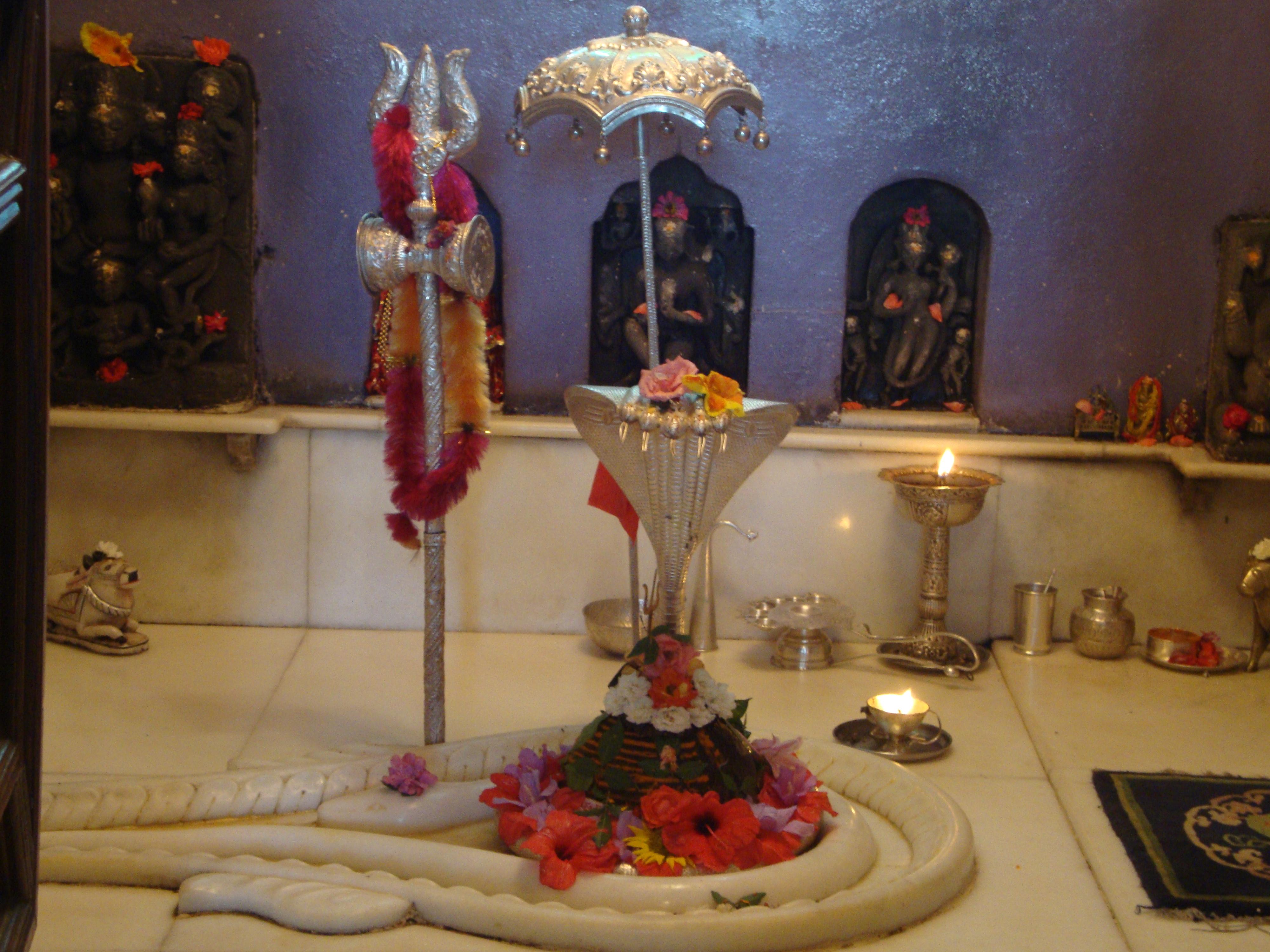FileShivling At Baijnath Shiv Temple Kangra HPjpg